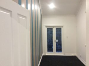 Click for more information about our interior painting services